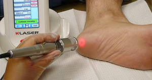 NS Foot Ankle : Foot Laser